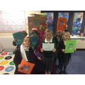 Readers from the Yr2 Christmas Performance