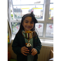 Year 1 Reading Champion - May