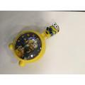 Cheeky Colourful Clock