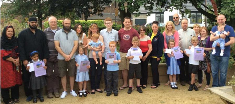 Reception & Key Stage One Winners: July 2015