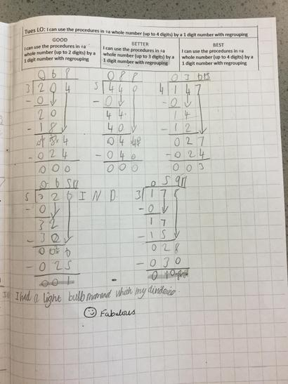 Purple class have been dividing