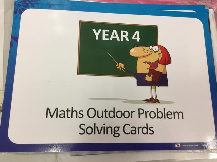 Year 4 Problem Solving area
