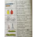 Y1 - using Mathematical vocabulary