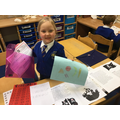 What brilliant homework from Year 1 and 2!