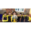 Our Y6 Football Team