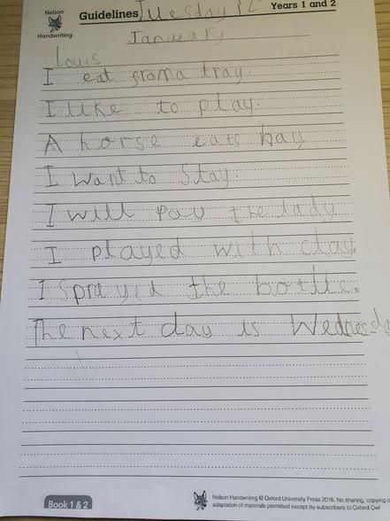 Louis's Sentences 12.01