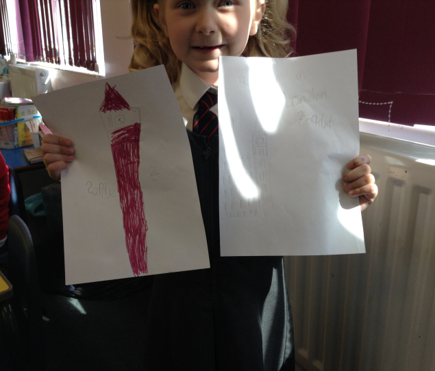 Sophie's Drawing