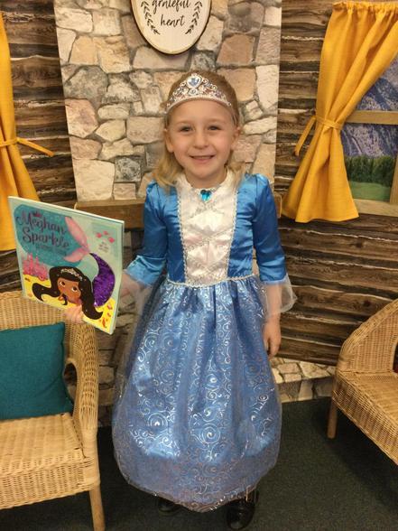 April - Princess