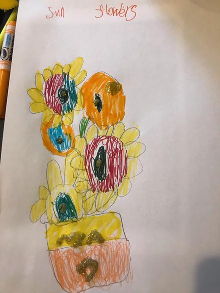 Mya's Van Gogh 08.02