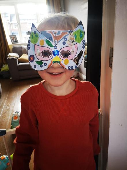 Louie's Mask 06.01