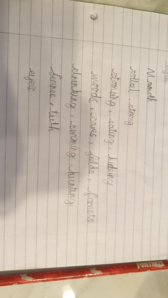 Charlie's RW Poem