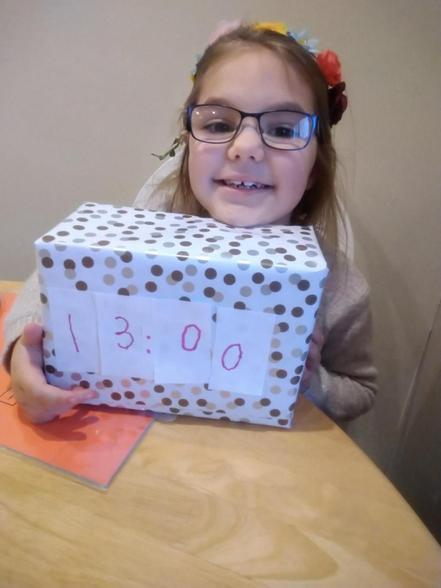 Phoebe's Active Maths 29.01