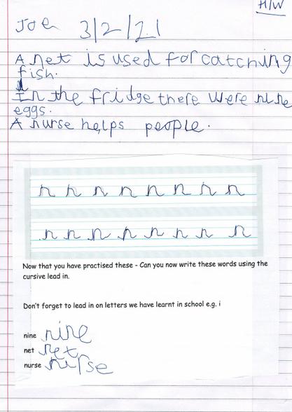 Joe's Handwriting 03.02