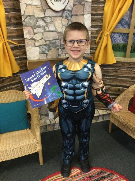 Mason - Superhero