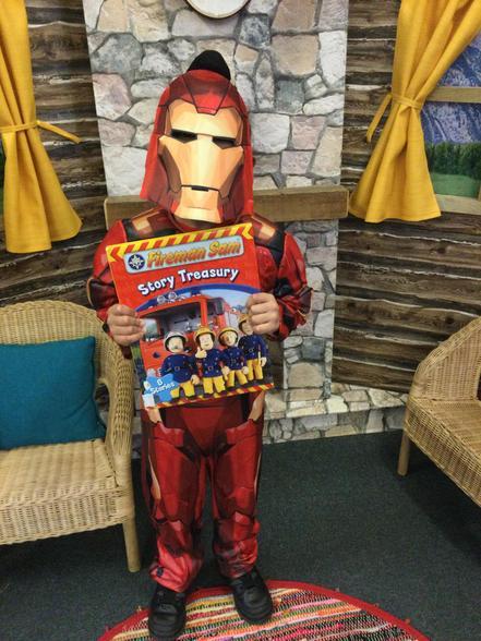 Harshdeep - Iron Man