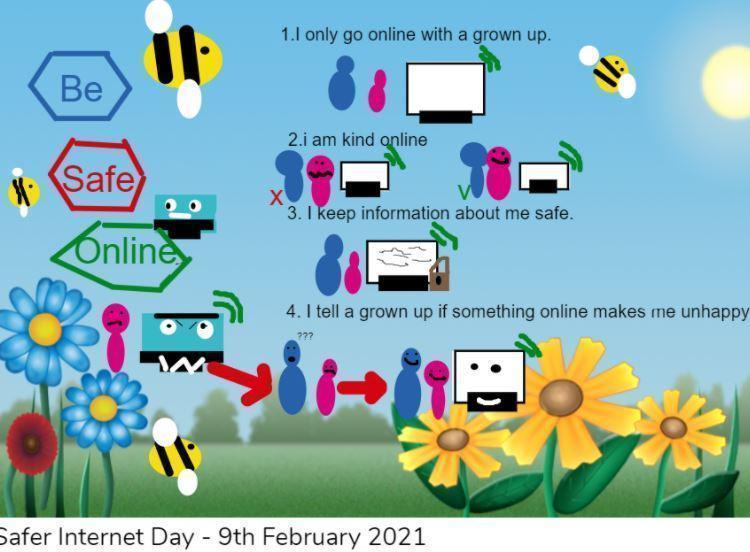 Joe's Internet Safety Poster 09.02