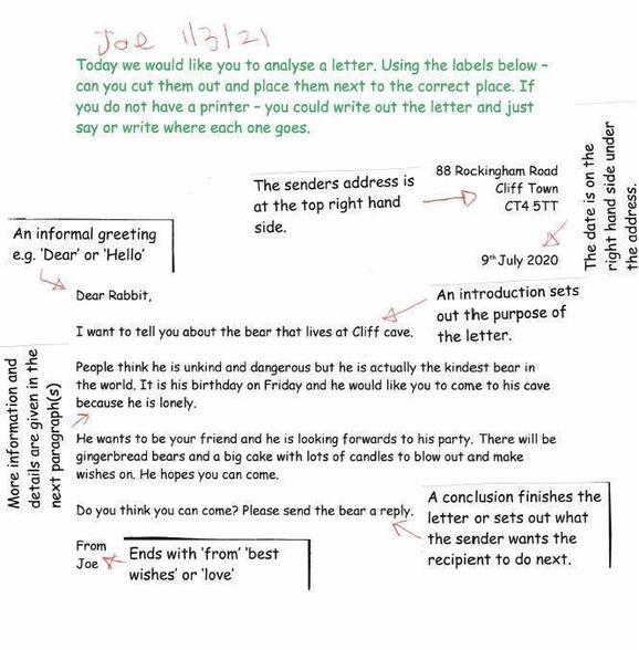 Joe's English Work 01.03