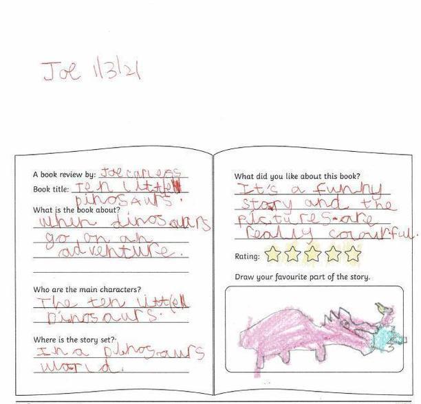 Joe's Book Review 01.03