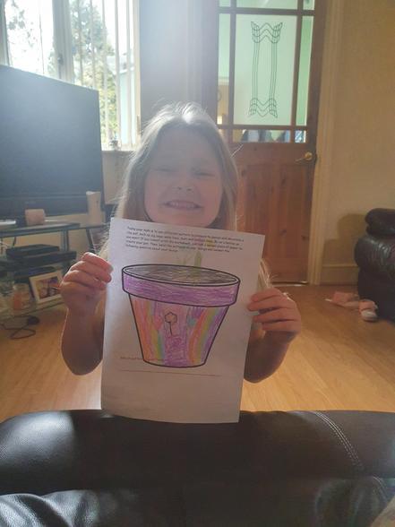 Sophie's Clay Pot 09.02