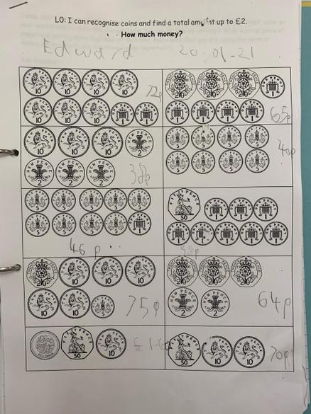 Edwards Maths 20.01