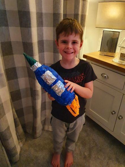 Louis's Rocket 20.01