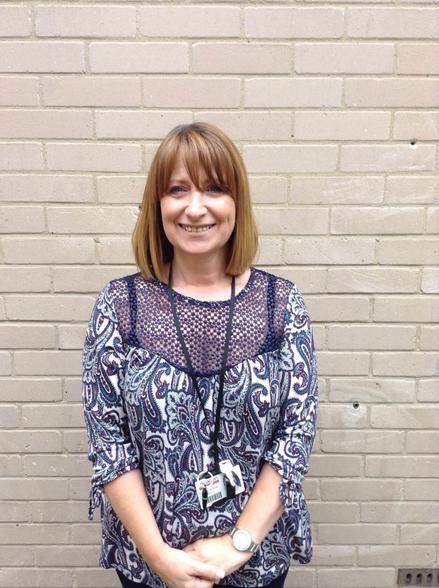 Mrs Nicholls - Teaching Assistant