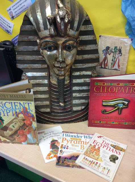 Egyptian mania!