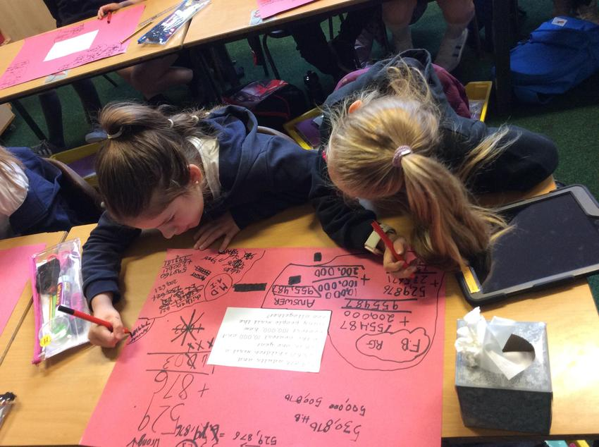 Solving place value problems