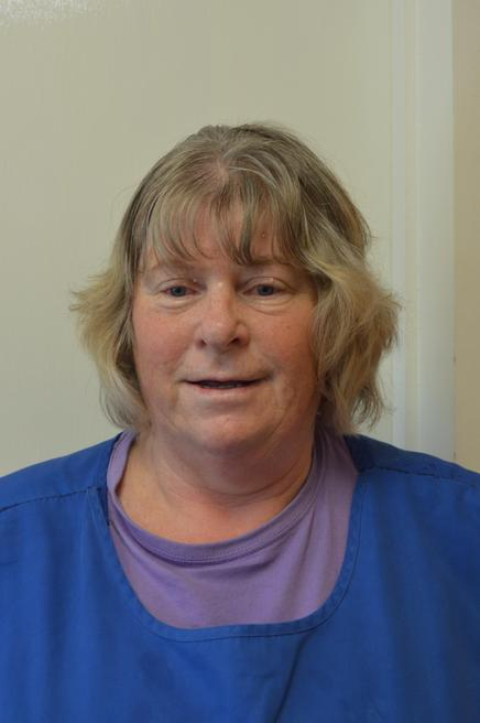 Mrs M Halsey - Cleaner