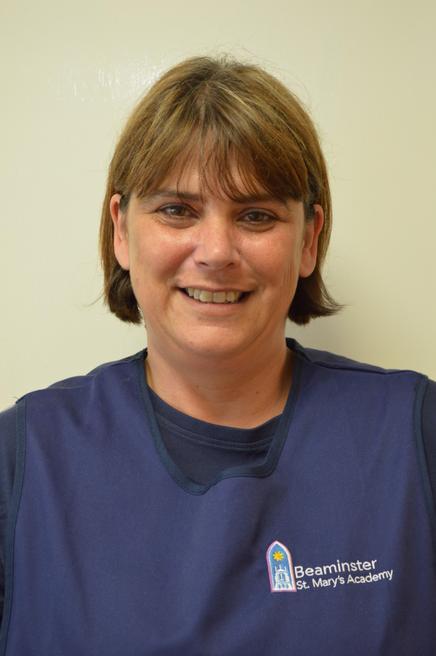 Mrs K Harrison - Midday Supervisor