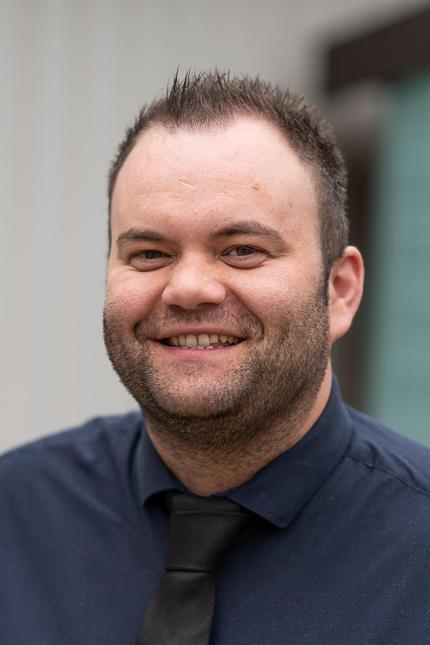 Mr Fearn - EYFS Leader