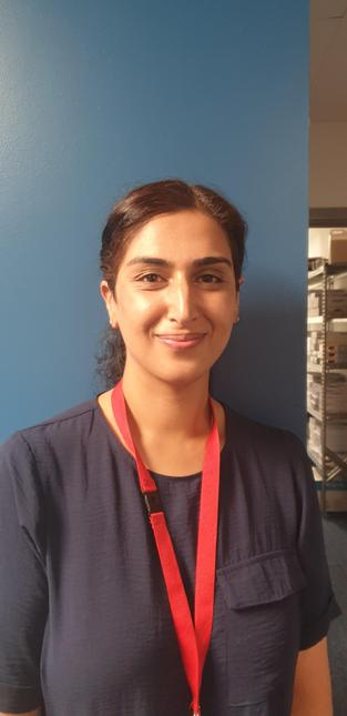 Mrs Malik - Care Assistant