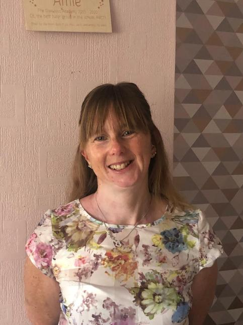Mrs Pack - Teaching Assistant