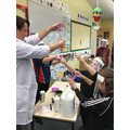 Observing the learning in the classroom