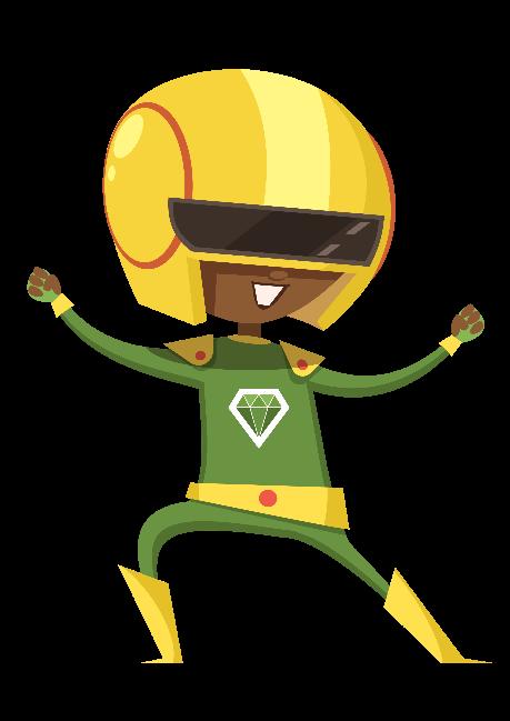 Emerald power - Bounce back