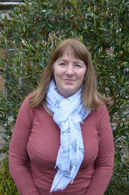Mrs Janet Hirons - Learning Support Assistant and 1-1 support