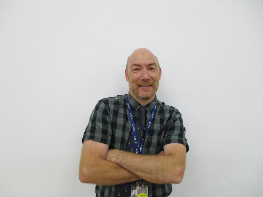 Mr Vincent - Senior Teacher / Year 3/4