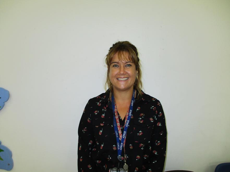 Mrs Vranch - Teaching Assistant