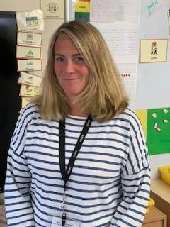 Mrs Philippa Bridle - Teaching Assistant