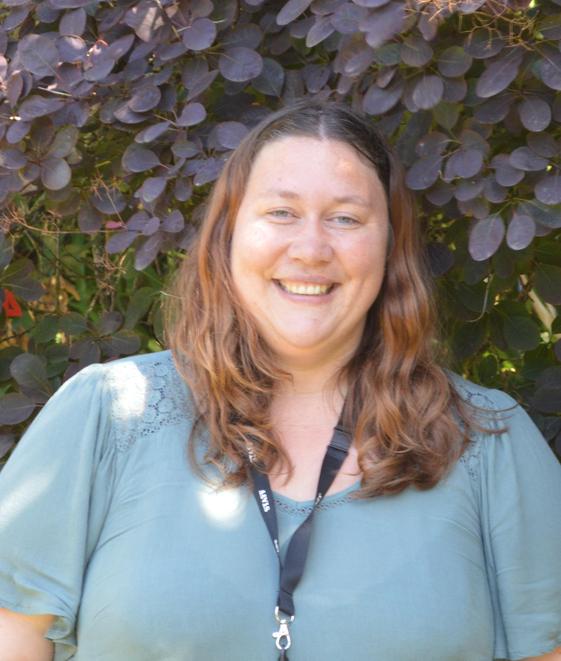 Mrs Helen Murtagh - Administration Assistant