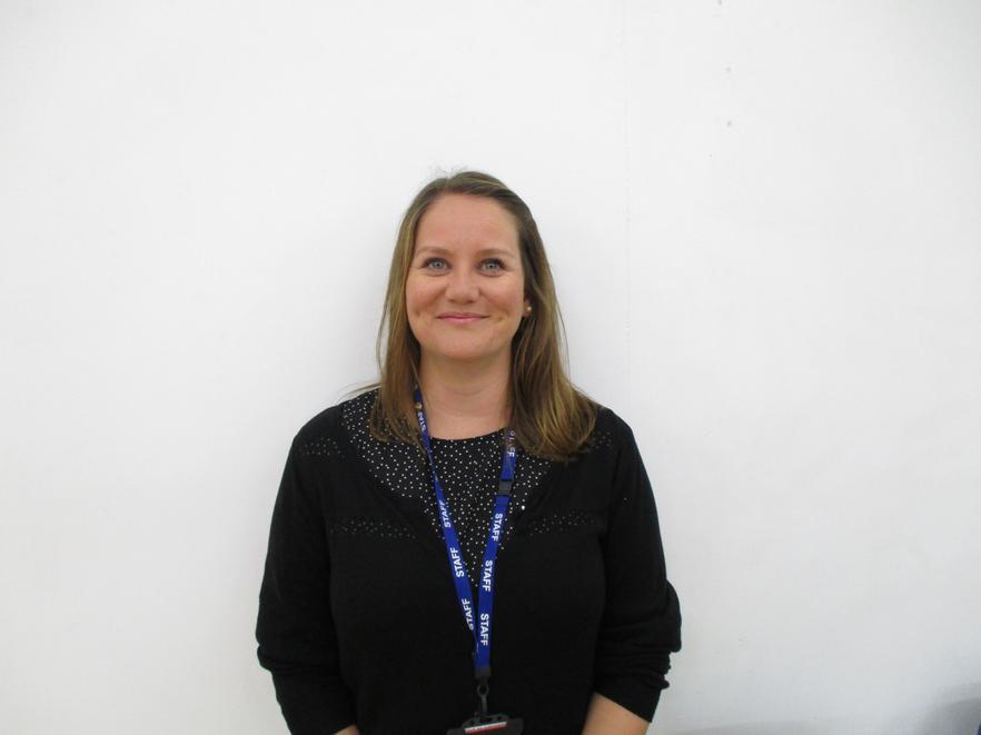 Mrs Higgins - Admin Assistant