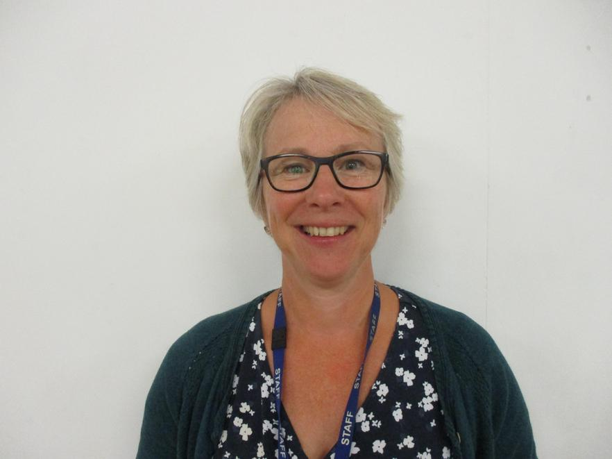Miss Chantler - Executive Headteacher