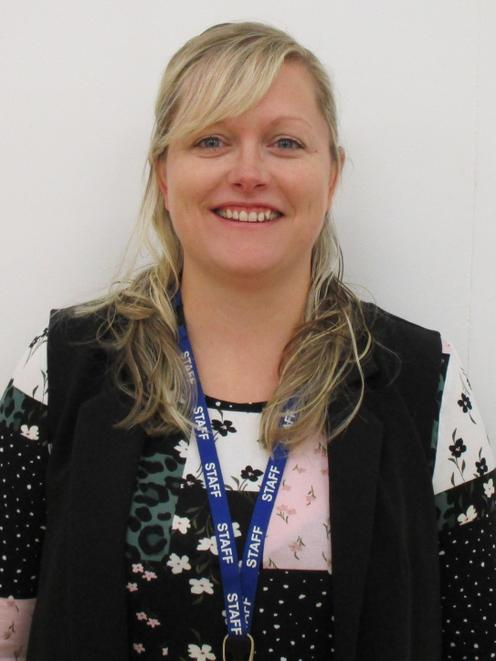 Mrs Carly Burns - Business & Finance Manager