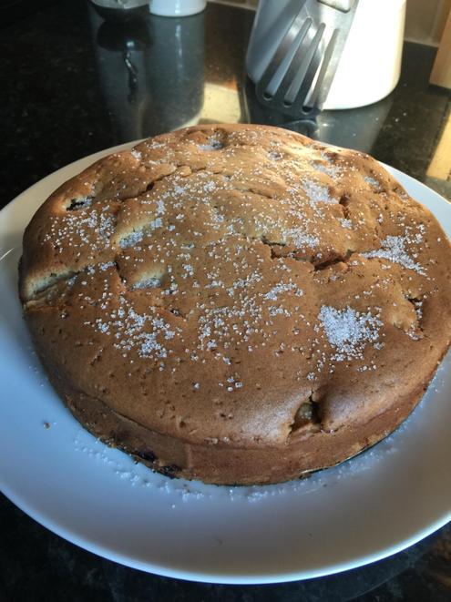 Winner of the Bake Off - Dorset Apple Cake!