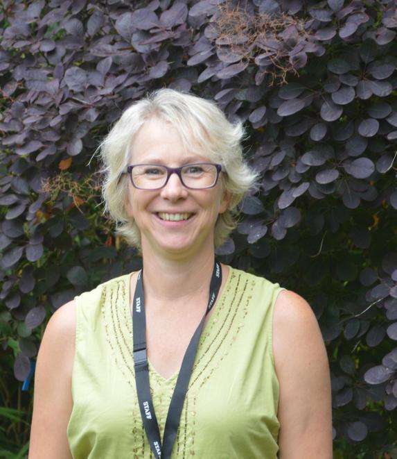 Miss Claire Chantler - Executive Head Teacher