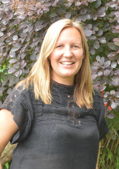 Mrs Kate Simons - Senior Teacher Wenlock Class