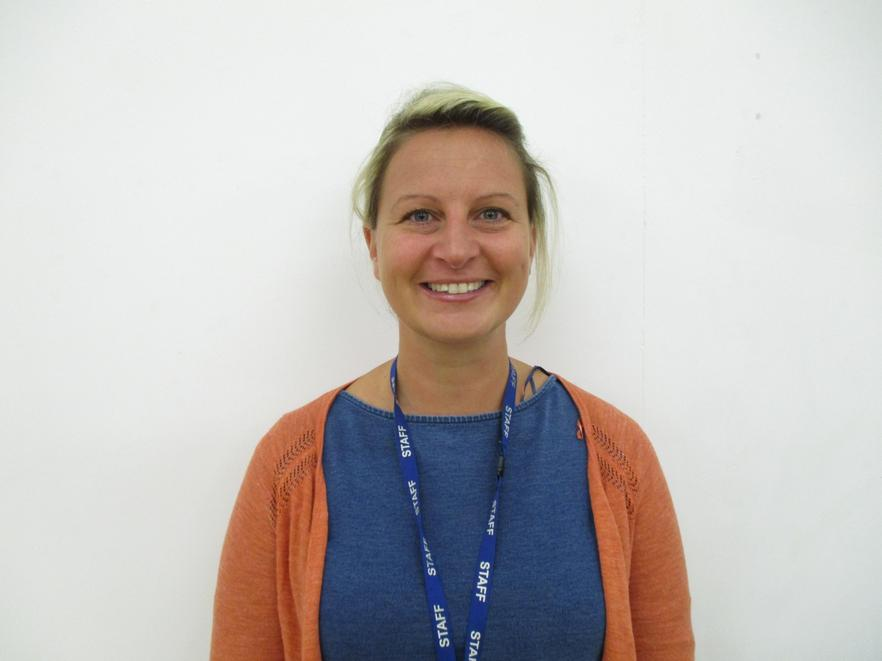 Miss Wenlock - Teaching Assistant & Forest School