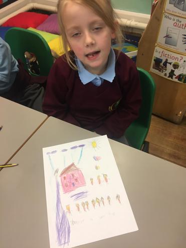 'The school is so fun'.