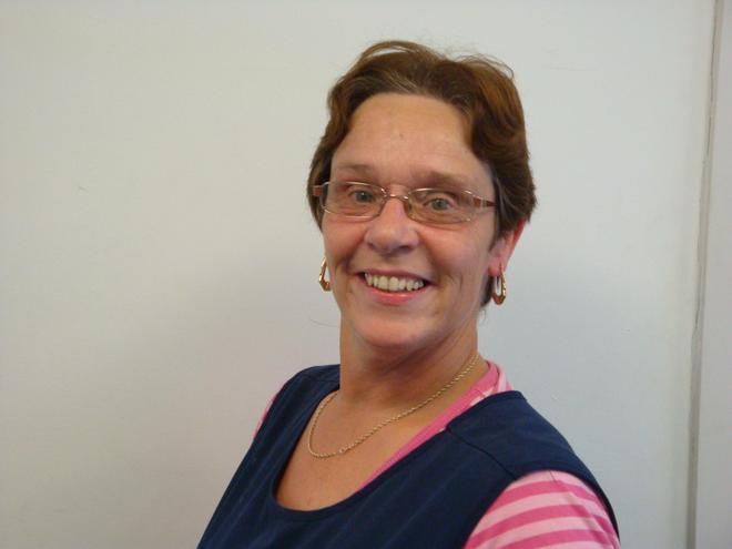 Mrs Randall - Cleaner