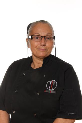 Mrs Allen - Cook